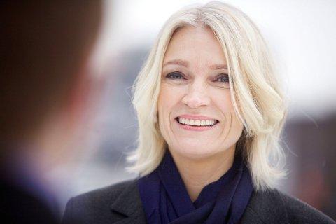 GROVE BRUDD: Stine Neverdal i Finans Norge sier de verste forsikringssvindlerne prøver å svindle til seg flere millioner kroner. Foto: C.F. Wesenberg (Kolonihaven)
