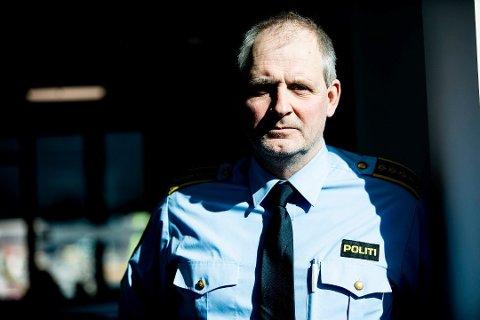 ETTERFORSKNINGSLEDER: Politiinspektør i Øst politidistrikt, Tommy Brøske. Foto: Tom Gustavsen