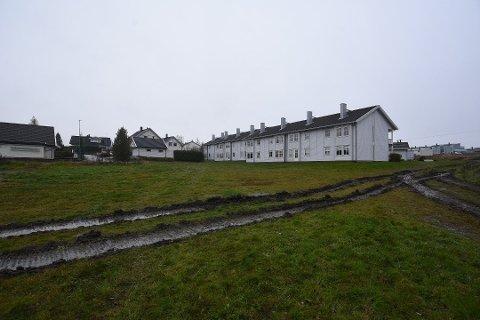 Lillehaugen borettslag: De 18 boligene i Lillehagen borettslag er blant boligene som er vedtatt kjøpt ut. Her fra november i fjor. Foto: Vidar Sandnes