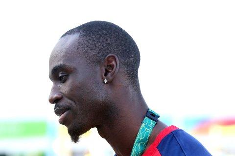 "MOT COMEBACK: Jaysuma  ""Jays""  Saidy Ndure. Foto: Vidar Ruud / NTB scanpix"