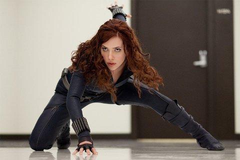 Marvel-filmene, med blant annet Scarlett Johannsson som Black Widow, vil være å finne på den ny strømmetjenesten til Disney. Foto: (United International Pictures)