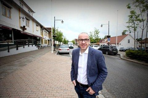 FLYPLASSNÆRHET IKKE NOK: – Det hjelper ikke med nærhet til hovedflyplassen hvis kommunen ikke er på tilbydersida når det gjelder å legge til rette for næringsvekst, sier ordfører i Ullensaker kommune Tom Staahle (Frp).