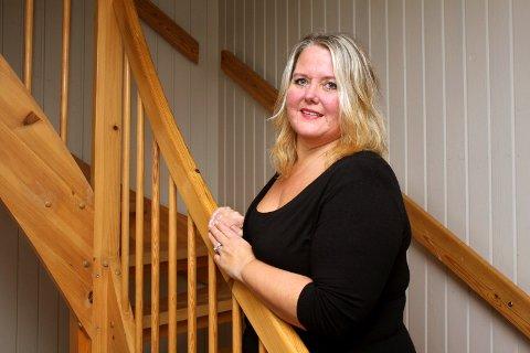 HAR FUNNET KJÆRLIGHETEN: Ordfører Grete Sjøli har funnet kjærlighetene med Senterpartiets Per Bøhn.