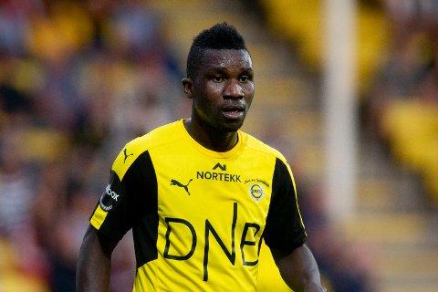 BLIR: Ifeanyi Mathew har sagt nei til Rosenborg.