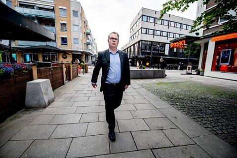 Lillestrøm Høyres Kjartan Berland forteller at han ikke har gitt opp drømmen om å bli Lillestrøm kommunes ordfører. Nå er han på jakt etter samarbeidspartnere.