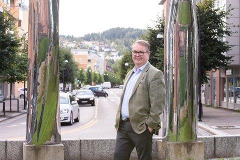 GIR SEG IKKE: Høyres Kjartan Berland sier årets valg bærer preg av en styrking av partier som har kjørt hardt på enkeltsaker. Nå er han på jakt etter  samarbeidspartnere. FOTO: VIDAR SANDNES