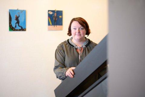 Margrethe Prahl Reusch (V) er skuffet over å ikke ha kommet inn i det nye kommunestyret til Lillestrøm kommune.