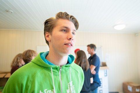 TRENER HVER DAG: Sander Austad Dale, bedre kjent som youtuberen Randulle, forteller at han tar et avbrekk fra gamingen og redigeringen hver eneste dag for å være i fysisk aktivitet.