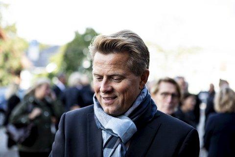 Stolt: Robert Stoltenberg er stolt av å ha gått på samme skole som Anne Grete Preus. Nemlig Lillestrøm videregående skole.