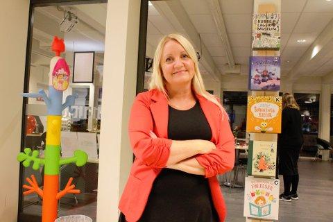 Spent: Hege Svendsen håper det blir skapt historie på Eidsvoll og at hun tar over rollen som ordfører i kommunen.