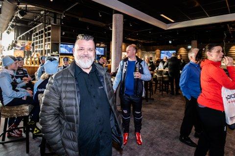 Terje Vålberg, daglig leder i Garcon, beskriver Snø som et unikt konsept som han har stor tro på. Denne uken åpnet Garcon i Spiseri Snø inne i 2. etasje i skihallen. Vålberg håper på mange kunder fra nærområdet.
