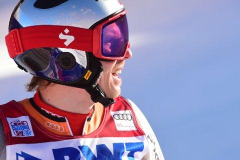 Nummer to: Henrik Kristoffersen.