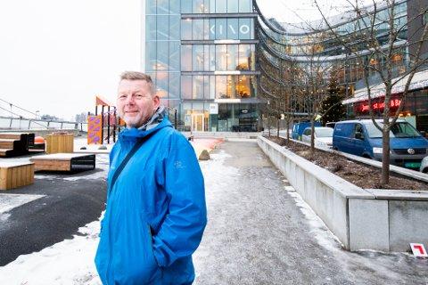 For andre året på rad har det vært en nedgang i besøkstallet til Lørenskog kino – nå er kinosjef Steinar G. Tveitens ambisjon rundt 100.000 besøk i 2020.