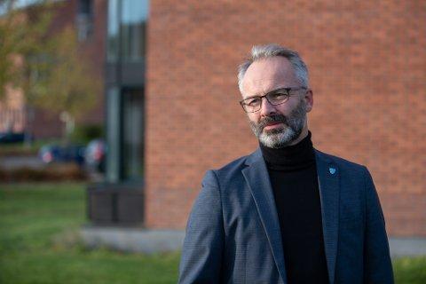 ORDFØRER: Jørgen Vik (Ap) i Lillestrøm kommune.