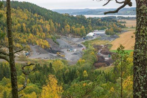 Jølsen «Miljøpark».