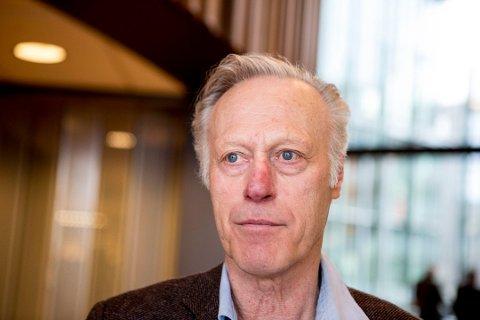 Tom Hagen ga lørdag sitt første intervju til NRK.