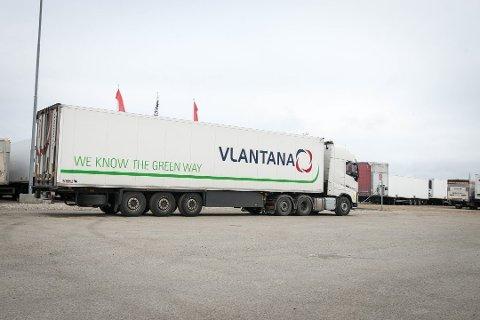 MØTES I RETTEN: 52 sjåfører i Vlantana Norge AS møter sin tidligere arbeidsgiver i retten neste år.