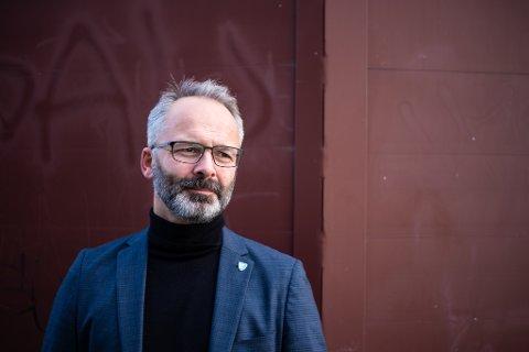 STRAMMER INN: Ordfører Jørgen Vik (Ap) ser alvorlig på situasjonen i Lillestrøm kommune. Nå er smitten på 55 tilfeller per 100.000 innbyggere.