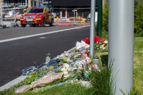TRAGEDIE: To barn ble funnet døde i en leilighet i Lørenskog i sommer. Moren i 30-åra er siktet for å ha drept sine egne barn.