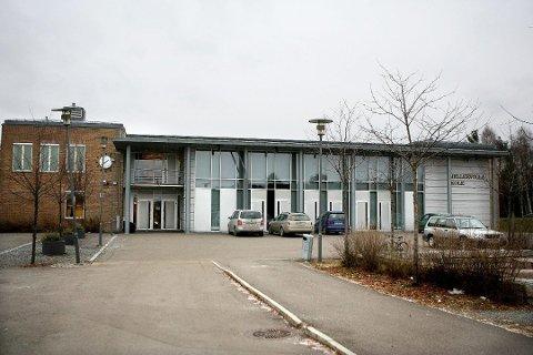RAMMET: Kjellervolla skole er en 13 skoler i den nye storkommunen som er rammet av koronaviruset. Til sammen er 31 skoler på Romerike rammet.