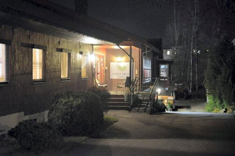 HARDT RAMMET: Sju beboere ved Villa Skaar Valstad sykehjem har mistet livet.