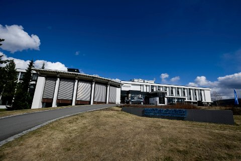 Full stopp i bookingen for november og desember gjorde at Hurdalsjøen hotell i Hurdal stengte dørene i forrige uke.