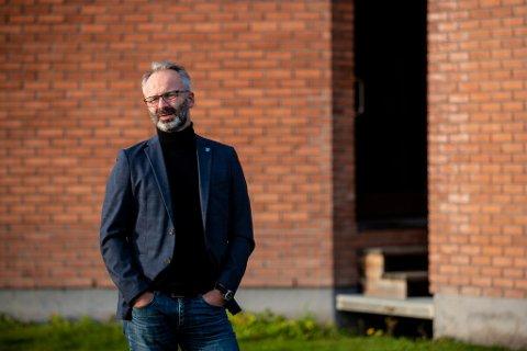 – BRUK MUNNBIND: Sier ordfører Jørgen Vik (Ap) i Lillestrøm kommune.