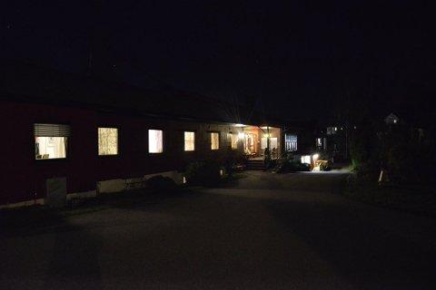 DØDSFALL: Ved Villa Skaar Valstad sykehjem har én person dødd som følge av smitteutbruddet i forrige uke.
