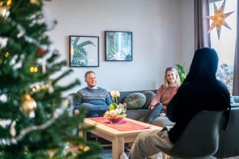 GLEDER SEG IKKE TIL JUL: 15- åringen som bor på institusjon har ikke julestemning.