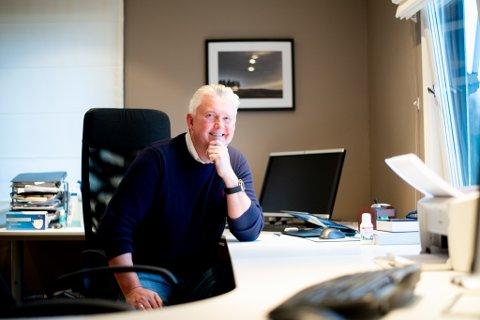 TOPPER LISTA: Arild Andre Karlsen (50), er den ullsokningen med høyest formue. Han innrømmer likevel at 2020 har blitt et tøft år.