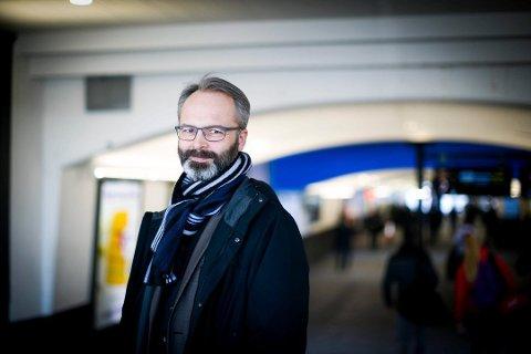 Vil reagere kjapt: Lillestrøm-ordfører Jørgen Vik (Ap) sier dialogen med fotballforbundet om flomlyset på Strømmen er i gang. Foto: Lisbeth Lund Andresen