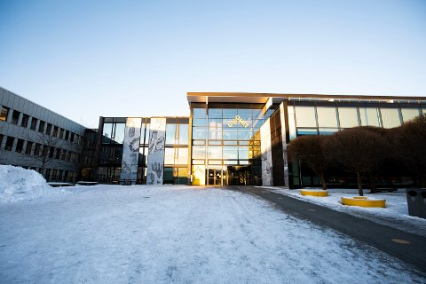 12. mars avgjøres trolig om disse lokalene på Kjeller fraflyttes, og 3.000 studenter plasseres i Pilestredet i Oslo istedet.