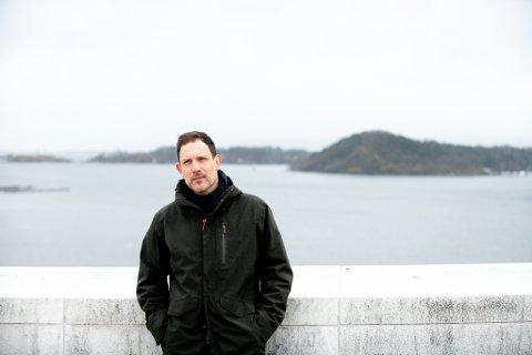 ØNSKER SVAR: André Haaland håper at gåten rundt Scandinavian Star og Skandinavias største mordsak i nyere tid kan løses med den nye serien.