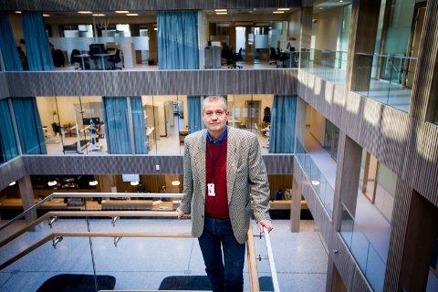 ET HELT SYKEHUS TIL RÅDIGHET: LHLs generalsekretær Frode Jahren slår fast at LHL-sykehuset ved Gardermoen på kfå dagers varsel kan omgjøres til et dedikert korona-sykehus.
