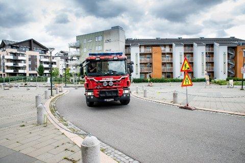 UTSETTER TILSYN: For å unngå smittespredning utsetter brannvesenet 250 planlagte tilsyn.