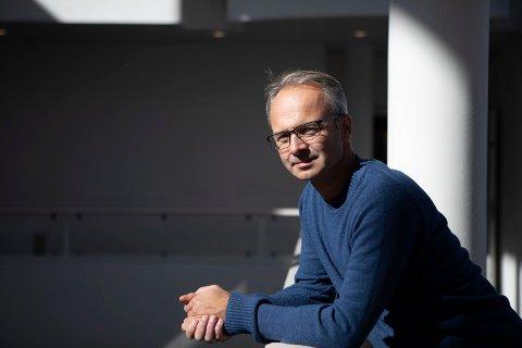 VANT KAMPEN: OsloMet blir på Romerike, men flytter fra Kjeller til Lillestrøm sentrum. Det er ordfører Jørgen Vik svært fornøyd med.