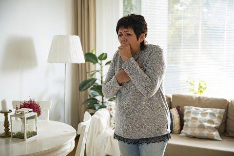 – Stress har en dokumentert effekt på motstandsdyktigheten overfor sykdom, det kan føre til at man faktisk ender opp med å ytterligere forverre problemet man egentlig prøver å løse, sier krisepsykolog Atle Dyregrov. Illustrasjonsfoto: Shutterstock / NTB scanpix