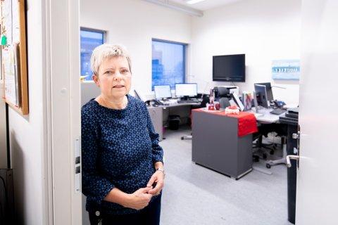 VAKT: Leder for Barnevernvakten på Romerike, Kari Elisabeth Fjærli, mener de i tiden framover vil oppleve et økt trykk fra familier på bakgrunn av den nye hverdagen.