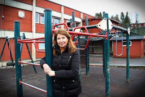 REDDE LOKALT NÆRINGSLIV: Stortingspolitiker Turid Kristensen (H) fra Lørenskog er opptatt av at krisepakkene fra myndighetene bidrar til å holde hjulene i gang lokalt. Blant tiltakene hun selv foreslår er å framskynde vedlikeholdsprosjekter.