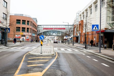 STRØMMEN STORSENTER: Er Thon-gruppens største kjøpesenter på Romerike.