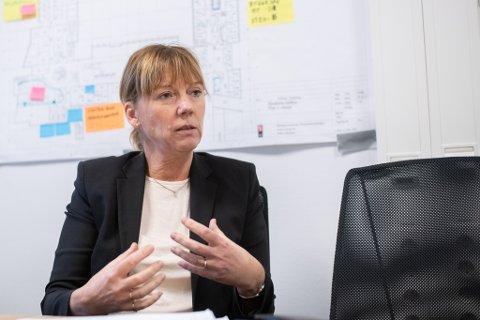 Kommunedirektør Trine Myrvold Wikstrøm offentliggjorde torsdag sine forslag til innsparinger.
