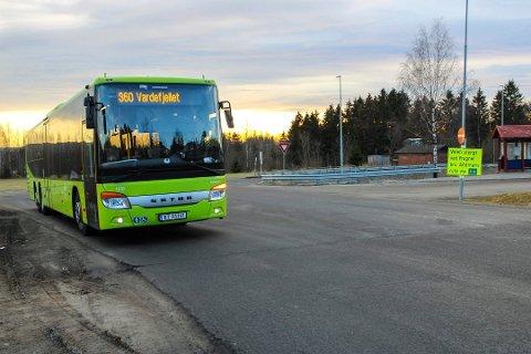 MER PENGER: Viken og Oslo får tilført rundt halvparten av de 600 millioner kroner som regjeringen ga i krisepakke 3 for bortfall av billettinntekter i kollektivtrafikken.