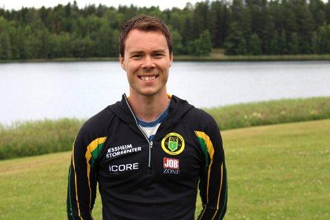 I NORGESTOPPEN: Kun tre nordmenn har løpt raskere enn Thomas Roth på 800 meter gjennom tidene.