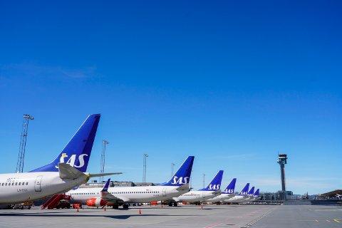 HAR SAGT OPP PILOTER: Tirsdag ble det sendt ut oppsigelser til rundt 200 norske SAS-piloter