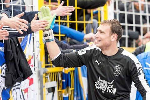 POPULÆR: Jo Coppens tok farvel med Carl Zeiss Jena i juni etter å ha spilt for den tyske klubben i tre sesonger.