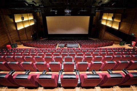 Salene kommer til å stå mye tomme i løpet av høsten. Det koster enorme summer for kulturhusene.