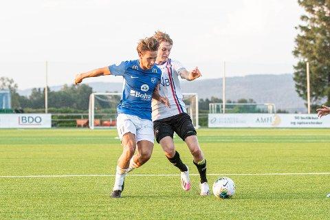 SLUTT: Jesper Kornbakk og Eidsvold Turn er ferdigspilt i 2. divisjon i år.