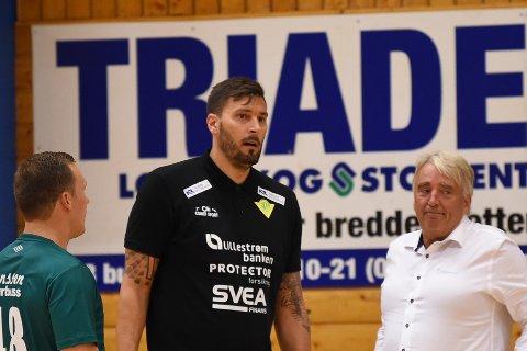 SKUFFET: Etter å ha ledet med fem mål ti minutter før slutt, rotet Kristian Bliznacs gutter det til for seg selv i søndagens kamp mot Sandefjord.