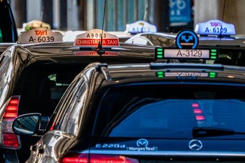 ÅPNING: Fylkesrådet har benyttet seg av en åpning i den nye taxiloven for å unngå markedsfrislipp.