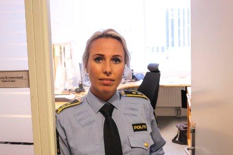 ALVORLIG: Victoria Kvinnesland, politiadvokat i Øst politidistrikt, har tatt ut tiltalen mot kvinnen i 20-årene. Hun opplyser at politiet, på generelt grunnlag, ser svært alvorlig på falske anmeldelser.